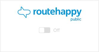 Routehappy Public